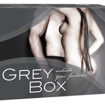 Grey Bondage Geschenkbox