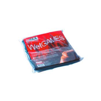 SexMAX WetGAMES Vinylfolie 180 x 220 cm - schwarz