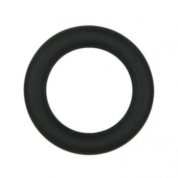 EasyToys Penisring aus Silikon Medium in Schwarz