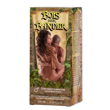 Bois Bander Aphrodisiakum-Tropfen Unisex - 100 ml