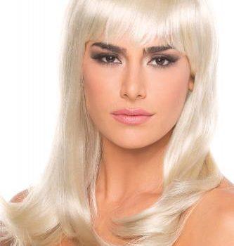 Hollywood-Perücke - Blond