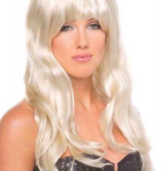 Burlesque-Perücke - Blond